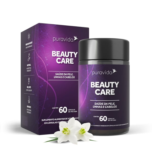 Beauty Care Puravida 60Caps